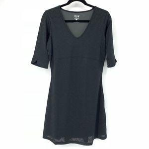 Mountain Hardwear Navandella dress In Black